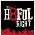 Poster pour la lecture du scénario de The Hateful Eight par Quentin Tarantino et ses acteurs.