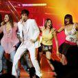 Star Academy 4 en Belgique en mai 2005