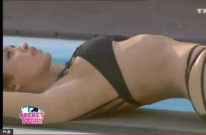 Secret Story 8 - Leïla : Bikini sexy, minishort... La pin-up s'offre un shooting