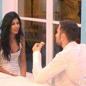 Secret Story 8 - Aymeric et Jessica : Une rumeur de baiser sème la pagaille...