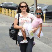 Kristin Davis : Maman radieuse avec Gemma, sa craquante danseuse étoile