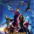 Affiche du film Les Gardiens de la Galaxie.
