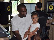Kim Kardashian : Sa fille North West déjà en studio avec papa !