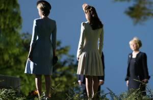 Kate Middleton et Mathilde de Belgique : Ombre et lumière au cimetière de Mons