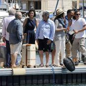 Daniel Auteuil, Mélanie Doutey, Gérard Jugnot... La croisière s'amuse !
