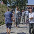 Le prince Joachim de Danemark inaugurait le 6 août 2014 un musée sur la Première Guerre mondiale au Fort de Mosede.