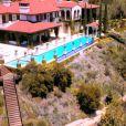 Heidi Klum a vendu cette sublime maison, située dans le quartier de Brentwood à Los Angeles, pour la somme de 24 millions de dollars.