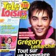Télé-Loisirs (édition du lundi 11 août 2014.)