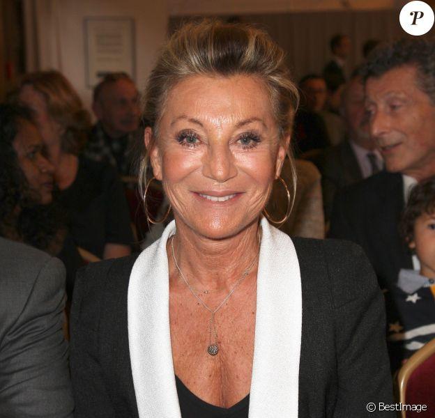 Sheila à Paris. Le 27 septembre 2013.
