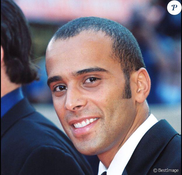 ARCHIVES - ADEL KACHERMI DU GROUPE 2 BE 3 - AU FESTIVAL DU FILM DE CANNES EN 2000 00/05/2000 - Cannes