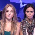 Sara et Leïla dans la quotidienne de Secret Story 8 le mardi 12 août 2014, sur TF1