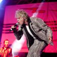 Sir Bob Geldof en concert lors du Guilfest Festival 2014. Le 18 juillet 2014.