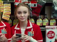 Lily-Rose Depp décroche son premier vrai rôle au cinéma, avec son papa Johnny !