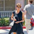 Halle Berry à Malibu, Los Angeles, le 12 août 2014.