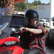 Justin Bieber chauffard : Sur son bolide, il revisite le code de la route
