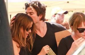 Ian Somerhalder et Nikki Reed : Amoureux, ils ont déjà emménagé ensemble !