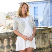 Ludivine Sagnier, enceinte de son 3e enfant : Sereine avec de belles rondeurs !