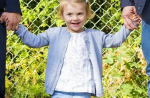 Estelle de Suède, 2 ans : La princesse entre à l'école, toute une aventure !