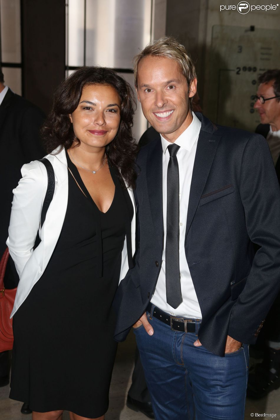 damien th venot et anais baydemir soir e de rentr e du groupe france t. Black Bedroom Furniture Sets. Home Design Ideas