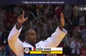Teddy Riner au septième ciel : Le colosse à nouveau champion du monde !