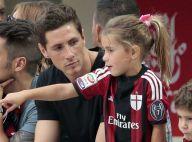 Fernando Torres au Milan AC: Sa famille réunie pour sa première sortie en Italie