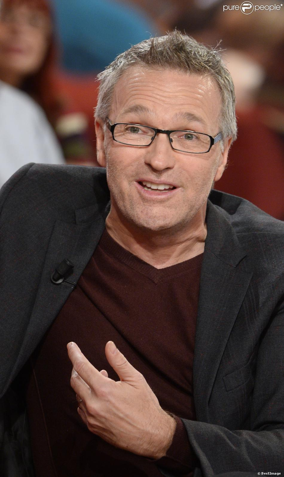 Laurent ruquier dans vivement dimanche paris tournage du 6 novembre 2013 - Ou habite laurent ruquier ...