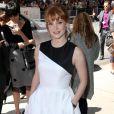 Jessica Chastain lors de la présentation du film Mademoiselle Julie au Festival du film de Toronto le 7 septembre 2014
