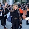 Jane Fonda lors de la présentation du film This Is Where I Leave You au Festival du film de Toronto le 7 septembre 2014