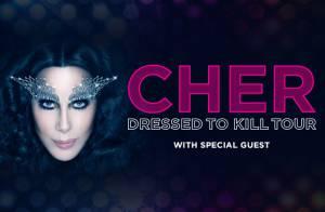 Cher, malade : La chanteuse reporte les concerts de son ''Dressed to Kill Tour''