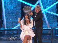 Kim Kardashian frigorifiée : Hurlements lors de son Ice Bucket Challenge