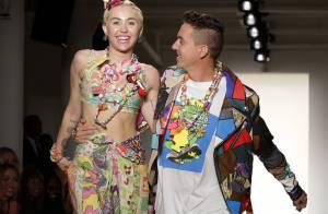 Fashion Week : Miley Cyrus se rhabille et dévoile ses créations
