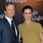 Colin Firth : Avec sa femme Livia et Emma Stone, le séducteur est bien entouré !