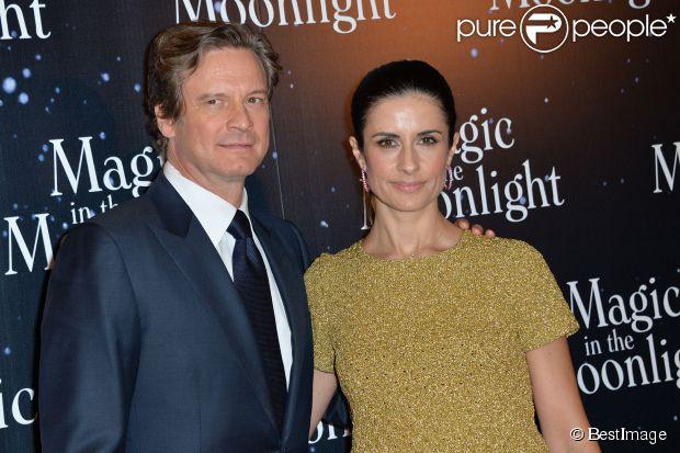Colin Firth Divorce Re...