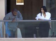 Kim Kardashian et Kanye West : La petite escapade en amoureux se poursuit