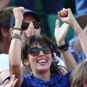 Nolwenn Leroy et Noura : Les amoureuses des Bleus euphoriques à la Coupe Davis
