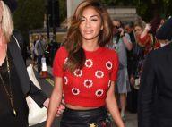 Fashion Week : Nicole Scherzinger, spectatrice sexy des défilés de Londres