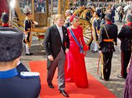 Maxima et Laurentien des Pays-Bas : Grande classe pour le Prinsjesdag