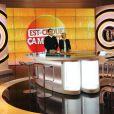 Ariane Massenet et Camille Combal sur le plateau de la nouvelle émission de D8, Est-ce que ça marche ?