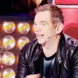 Garou, dans The Voice Kids le samedi 13 septembre 2014.