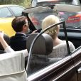 James Blunt et Sofia Wellesley se sont mariés à Majorque. Le 19 septembre 2014 19/09/2014 - Majorque