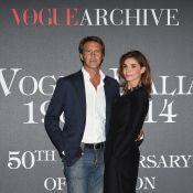 Clotilde Courau avec son prince, Elisa Sednaoui divine dans la nuit italienne