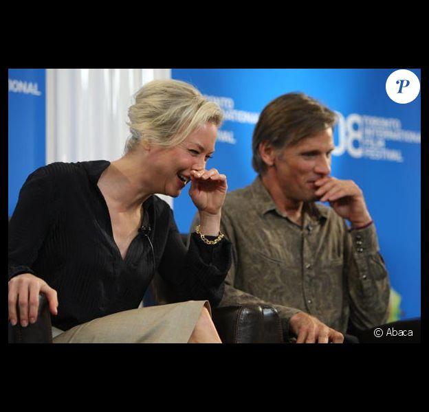 Renee Zellweger et Viggo Mortensen