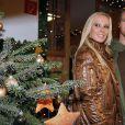 Ralf Schumacher et sa femme Cora à Salzbourg, le 23 novembre 2006.