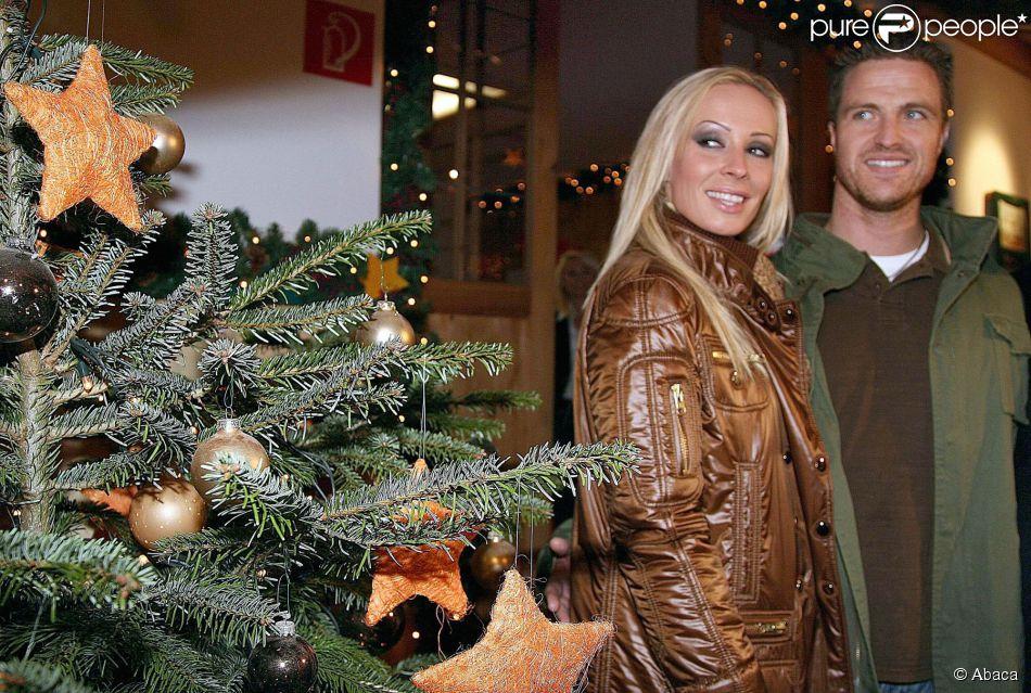 Ralf schumacher et sa femme cora salzbourg le 23 for Cora 11 novembre