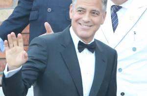 George Clooney et Amal Alamuddin se sont mariés : Splendeur et joie à Venise