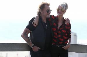 Johnny Hallyday et Laeticia, tout en transparence : Tendre escapade en amoureux