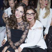 Fashion Week : Clotilde Courau et Marie-Josée Croze, fans d'Elie Saab