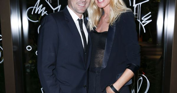 Ingrid Seynhaeve couple