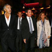 Manuel Valls et Anne Gravoin : Au théâtre avec BHL, fan du Premier ministre