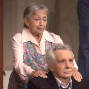 Michel Sardou au théâtre : Hospitalisée, Françoise Bertin est remplacée...